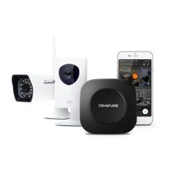 Overvåkningskamera & Alarmsystem
