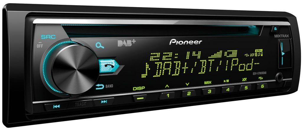 Veldig Bilstereo Test 2016 - Test av DAB Bilradio - Center Sound KW-67
