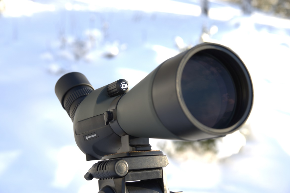 Bresser Condor Spotting Scope - Kikkert på Stativ